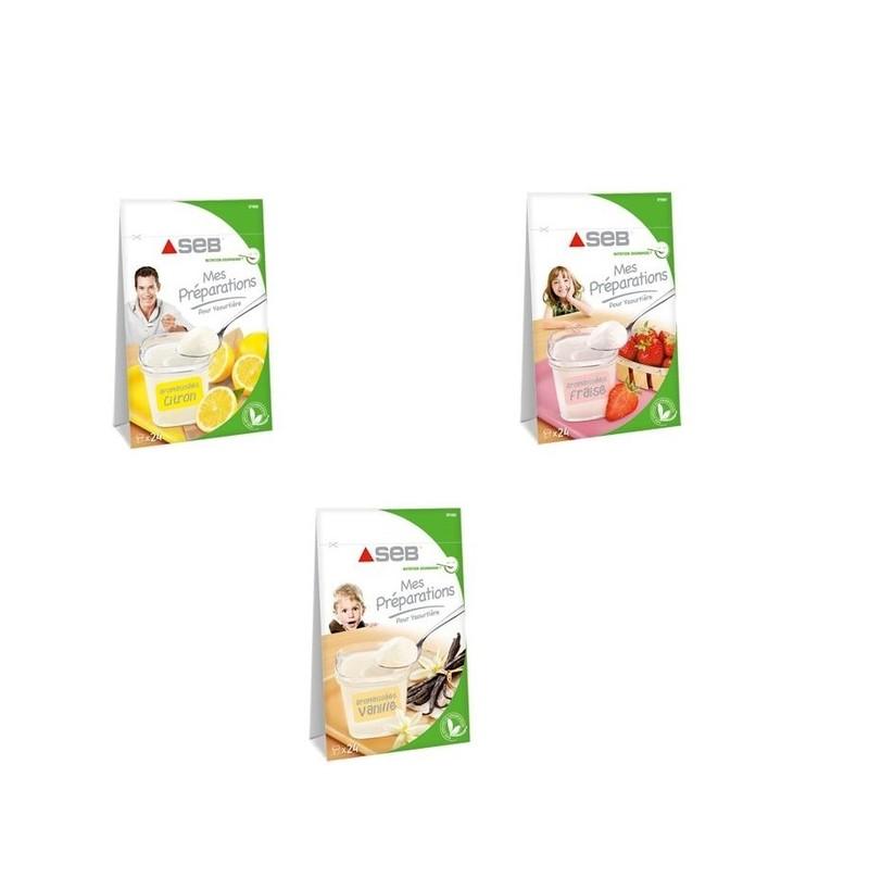 ferments lactiques yaourti re multi d lices yg6528 seb. Black Bedroom Furniture Sets. Home Design Ideas