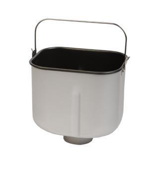 cuve machine pain moulinex home bread ow1101 ow110e. Black Bedroom Furniture Sets. Home Design Ideas