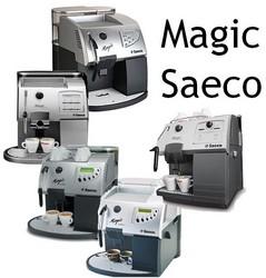 Pièces détachées et accessoires machine café Magic Saeco