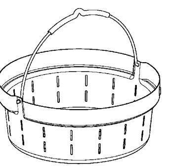 ms 0a19203 le panier robot companion mena isere service pi ces d tach es et accessoires. Black Bedroom Furniture Sets. Home Design Ideas