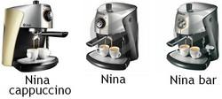 Machine café expresso Nina Bar Cappuccino Saeco