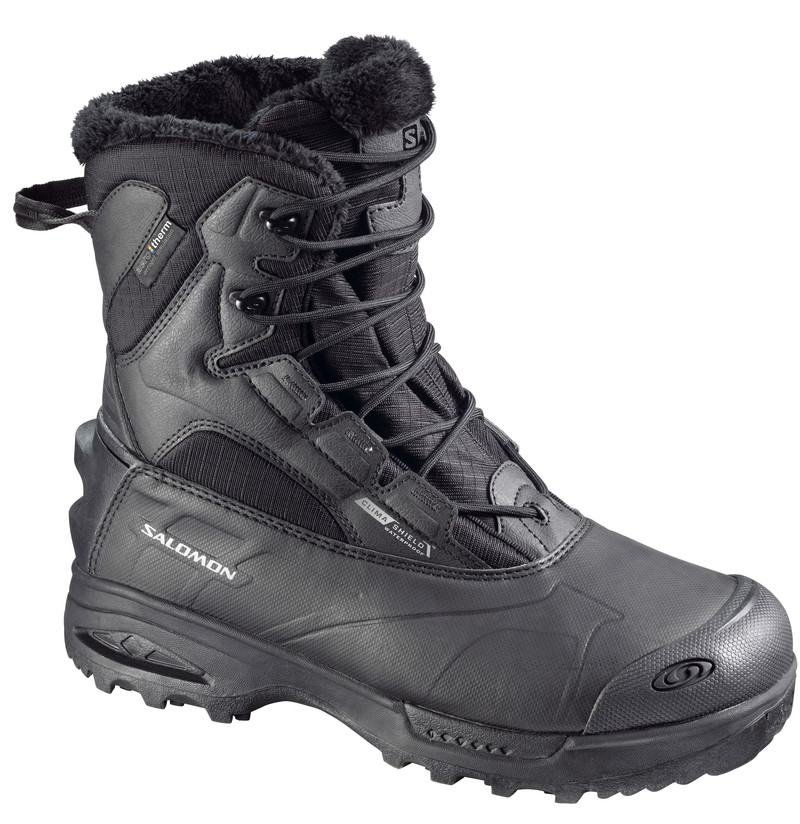 Extreme Wp Chaleur Chaussures Hiver Cold Tundra Salomon Mid Weather 46IqwIz