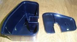 Kit bac lait eau machine Saeco Priméa touch touch + ring