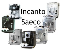 Machine café Incanto Saeco Easy Digital Rapid steam Rondo