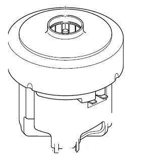 le moteur de l 39 aspirateur philips fc9222 01 mena isere service pi ces d tach es et. Black Bedroom Furniture Sets. Home Design Ideas