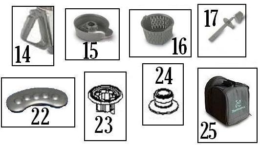 vorwerk tm31 robot thermomix pieces d tach es et accessoires mena isere service pi ces. Black Bedroom Furniture Sets. Home Design Ideas