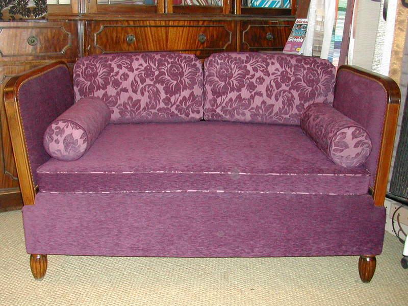 banquette lit modulable 2 paco tourte tapissier createur ofa original french armchair. Black Bedroom Furniture Sets. Home Design Ideas