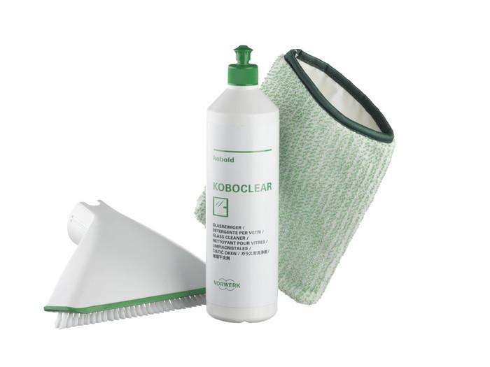 Pack nettoyeur de vitre vorwerk koboclear gant microfible mena isere servic - Vorwerk nettoyeur vapeur ...